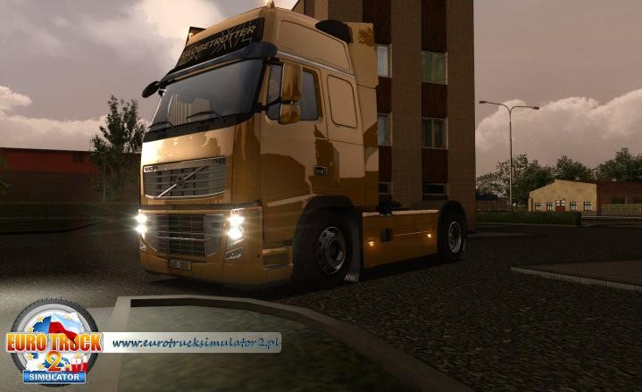Pierwsze rendery Volvo