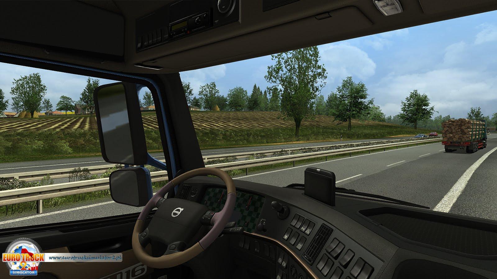 Volvo FH 16 interior